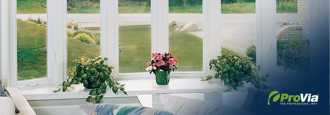 Aspect Bow Window Casement Living Room