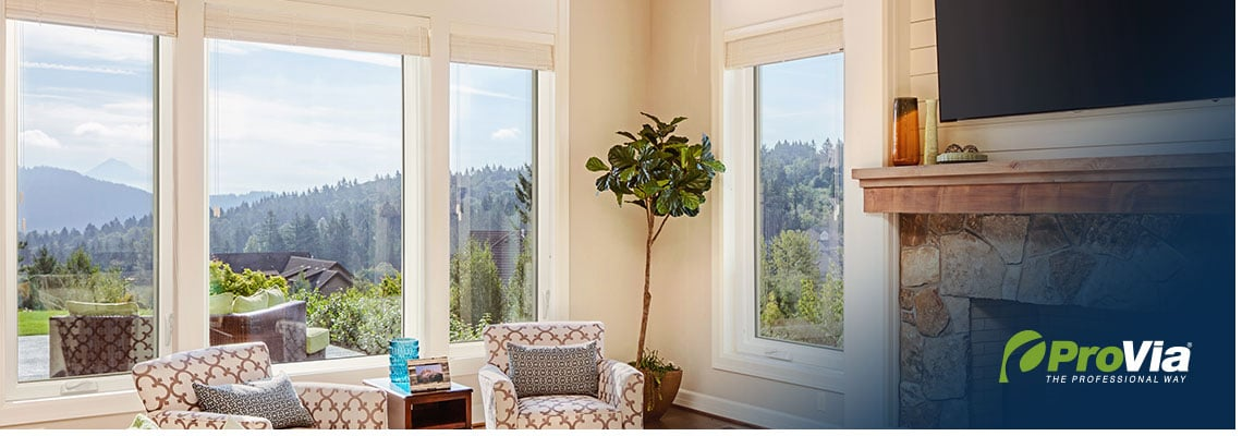 Aspect Casement Windows Great Room