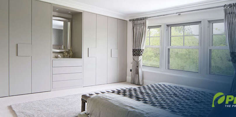 Aspect Double Hung Windows - Bedroom- (1)