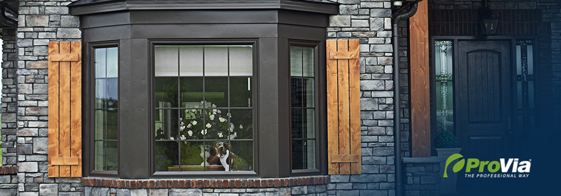 Aeris Bay Window - Front of House- Feature