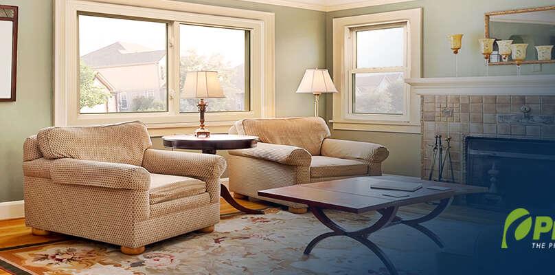 Aspect Slider Window Living Room