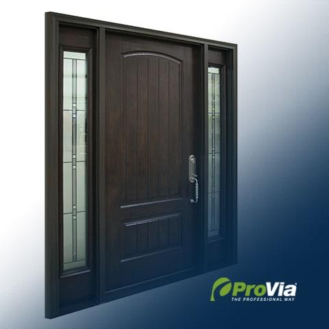 Embarq Exterior Door