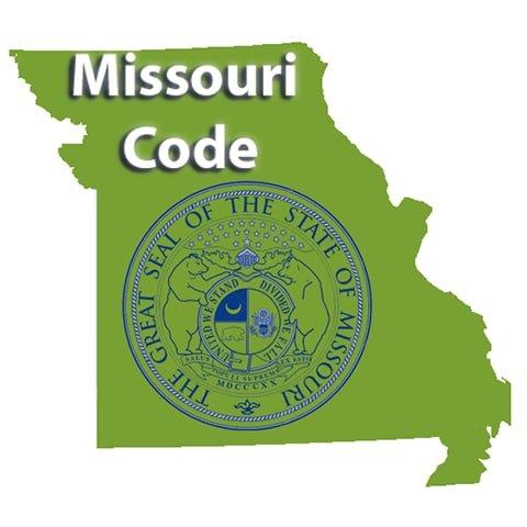 State Of Missouri Code