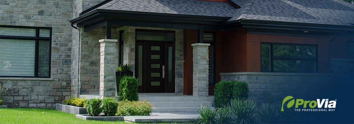 Provia Legacy Steel Door