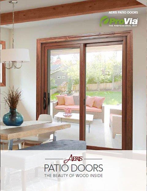Aeris™ Patio Door Brochure