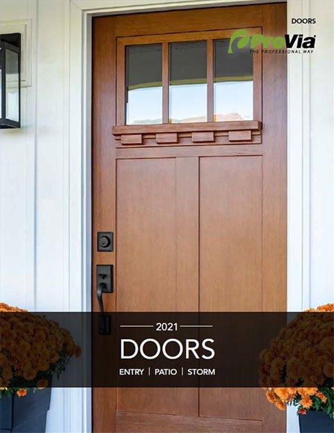 ProVia 2021 Door Catalog