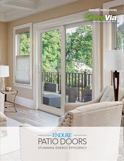 ProVia Endure™ Patio Door Brochure