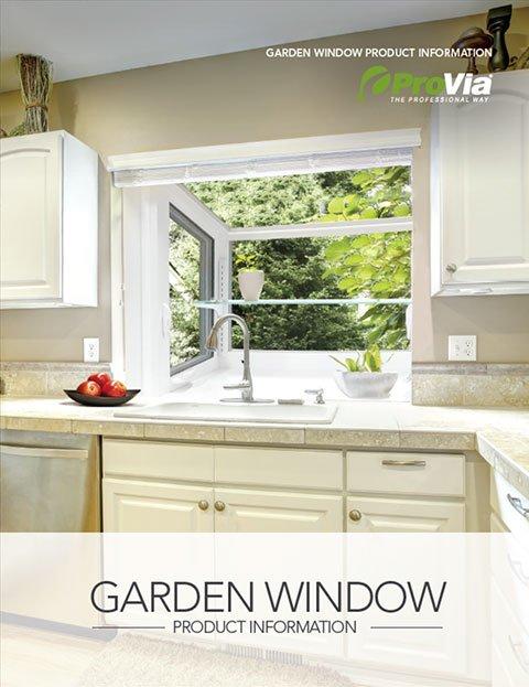 ProVia Garden Window Brochure