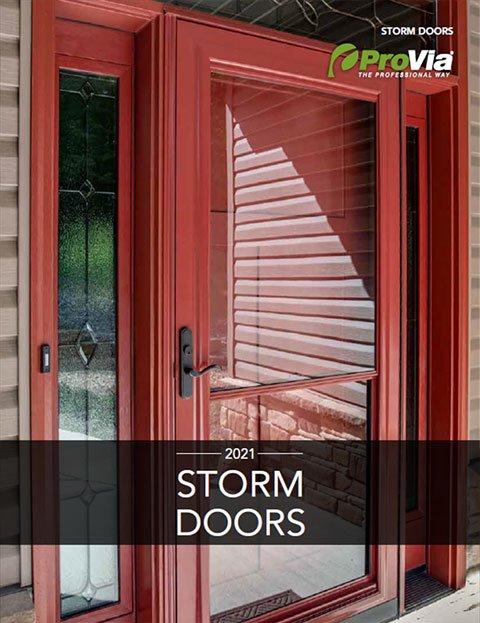 ProVia 2021 Storm Door Catalog