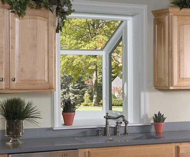 ProVia Garden Window for Kitchens