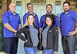 The STL Windows and Doors Team