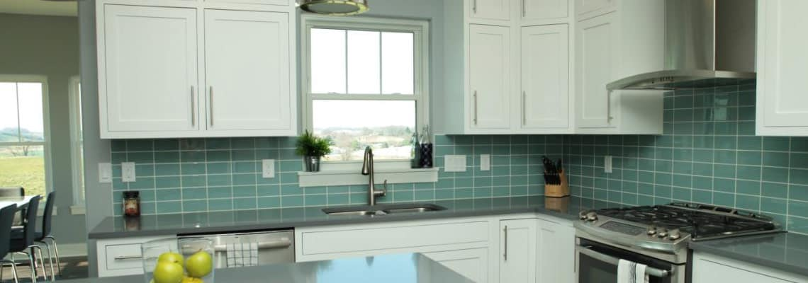 Provia windows for kitchens